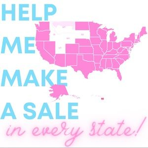 📍6 STATES TO GO!📍PLEASE SHARE! 📍